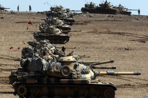 Turki berikrar bersihkan Suriah dari gerilyawan