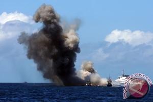 TNI AL tangkap kapal Malaysia