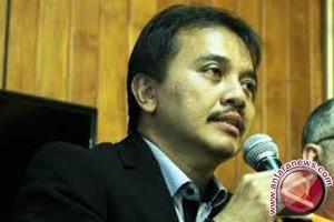 Roy Suryo: Pemerintah perlu tegas terkait PSSI