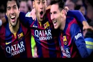 Messi 19 gol,  Ronaldo 15