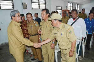 Penerimaan pajak Lampung Tengah masih minim