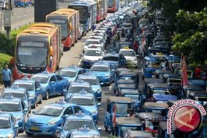Tarif taksi di Jakarta  termurah nomor lima dunia