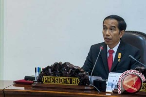 Ikut merasakan raca kecewa Presiden Jokowi