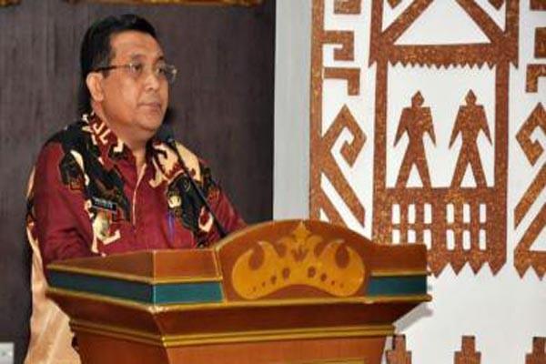 Pemprov Lampung Gelar Pertemuan dengan Pelaku Usaha