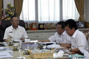 Way Seputih Dikembangkan Sebagai Pertumbuhan Ekonomi Lampung