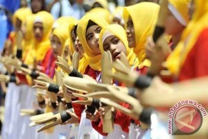 Tujuh belas negara ramaikan Festival Budaya Internasional