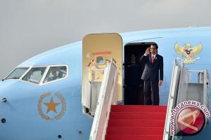 Presiden awali kunjungan lintas Nusantara dari Aceh