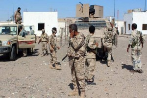 16 petempur Al-Houthi tewas