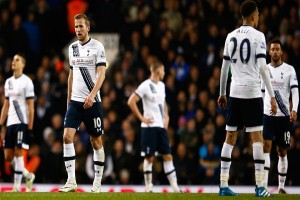Peluang Tottenham menangi gelar Liga Inggris semakin menipis