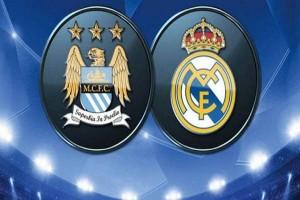 City tahan Real Madrid untuk jaga peluang masuk final