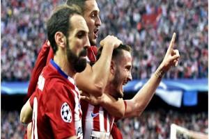 Atletico taklukkan Bayern Munich dengan skor 1-0