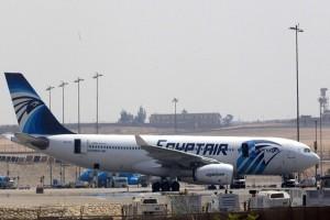 Pesawat Mesir hilang