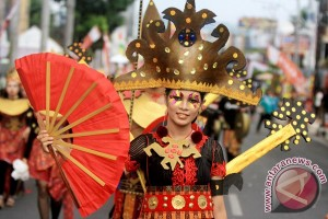 Pemkot Bandarlampung Gelar Pawai Budaya