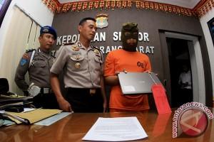 Atlet Lampung mencuri