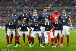 Piala Eropa 2016 -- Pendekatan pragmatis pelatih Perancis