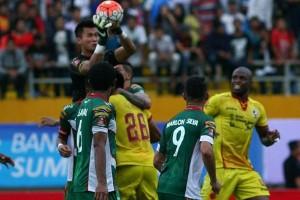 Sriwijaya FC ditahan Mitra Kukar 0-0