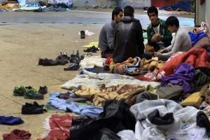 Militer Jerman latih pengungsi Suriah