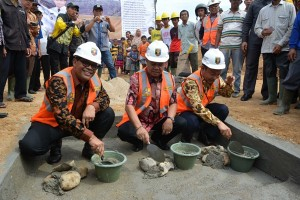 Wagub : Pembangunan irigasi tingkatkan produksi pertanian