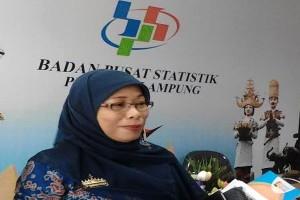 Indeks Harga Konsumen Lampung Naik