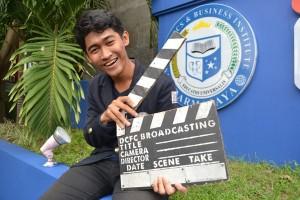 Mahasiswa Darmajaya Rancang Media Pembelajaran Film Indie