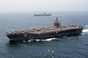 Militer AS akan tetap patroli di Laut China Selatan