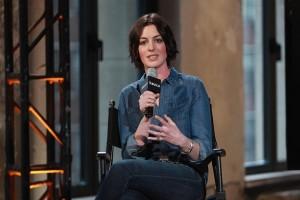 Aktris Anne Hathaway sebagai duta PBB