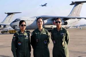 AU India kini punya pilot tempur perempuan