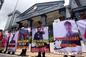 LSM: Presiden Bentuk Timsus Selesaikan Kriminalisasi