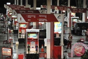 51 SPBU di Lampung buka 24 jam layani pemudik