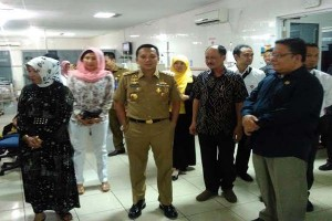 Ombudsman tinjau kesiapan layanan RSUDAM Lampung