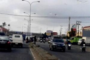 Tiga penumpang pingsan di Bakauheni