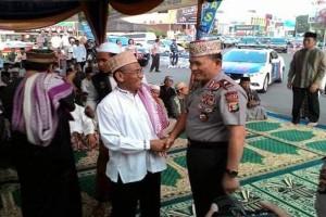 Polda Lampung raih tiga rekor muri