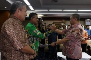 Wagub Lampung minta Plt Sekda jadi panutan