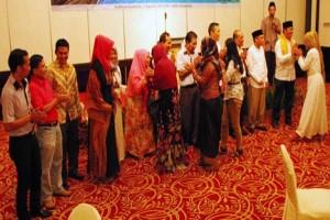 Warga Bandarlampung gelar Halalbihalal pererat persaudaraan