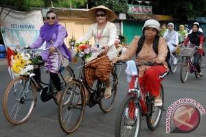 Diabetes Tipe 2 bisa dicegah dengan bersepeda