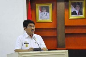 Pembangunan Sektor Pertanian Lampung Cukup Baik