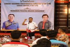 Lampung Gelar Sirkuit Nasional Bulu Tangkis