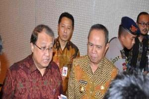 Wagub Lampung Lantik Tim Percepatan Keuangan Daerah