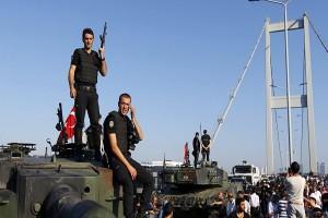 Erdogan : Pasca-kudeta, militer Turki akan ditata ulang