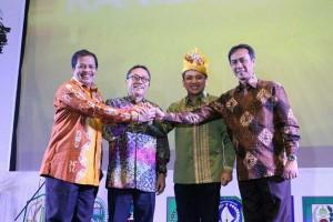 Rakorgub se-Sumatera di Lampung