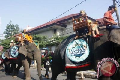 Festival Krakatau berhasil gaet 15.000 pengunjung