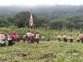 HUT Kemerdekaan di Gunung Rajabasa