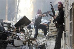 Suriah lancarakan serangan ke Proviinsi Hama