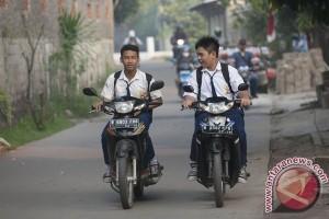 Bupati sidak pastikan larangan pelajar bawa motor