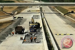 Pembangunan Tol Trans Sumatera terus dikebut