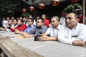 Koalisi Kekeluargaan Hadang Laju Ahok Pilkada Jakarta