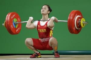 Olimpiade 2016 - Deng Wei raih emas dan rekor dunia