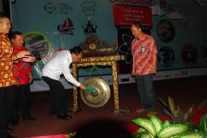 Kampung UKM Digital Unila Diluncurkan