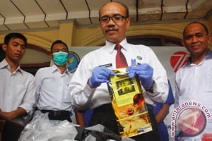 BNN Lampung gagalkan penyelundupan narkoba