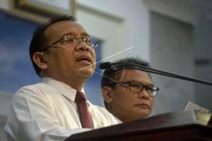 Akhirnya Presiden Jokowi Berhentikan Menteri ESDM
